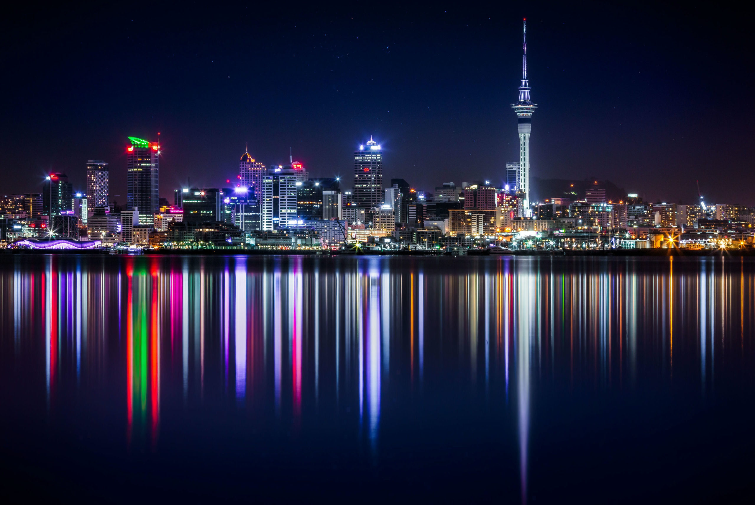 Auckland, New Zealand, ExportWings